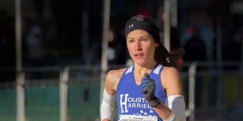 Becky Wade at the 2013 California International Marathon