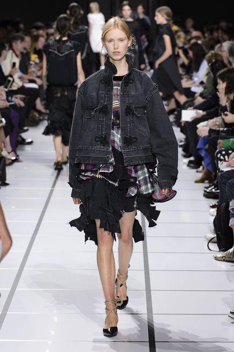 giubbotti jeans moda primavera 2018