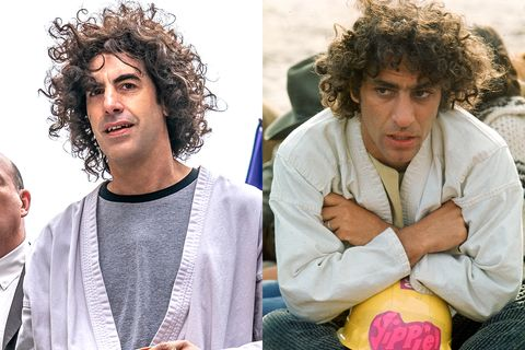 sacha baron cohen abbie hoffman the trial of the chicago 7