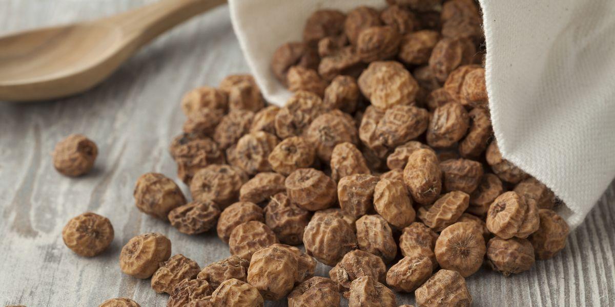 Тигровые орехи — суперпродукт с клетчаткой, который вы не едите