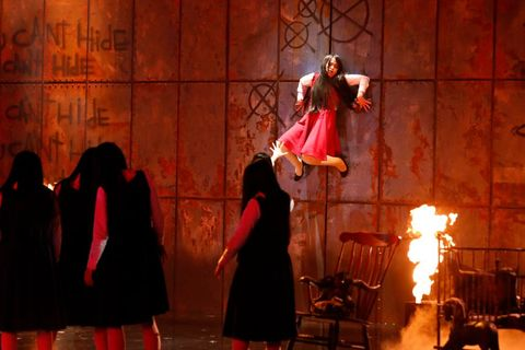 5a754fb84949 America's Got Talent' Fans Enraged After Sacred Riana's Act Was ...