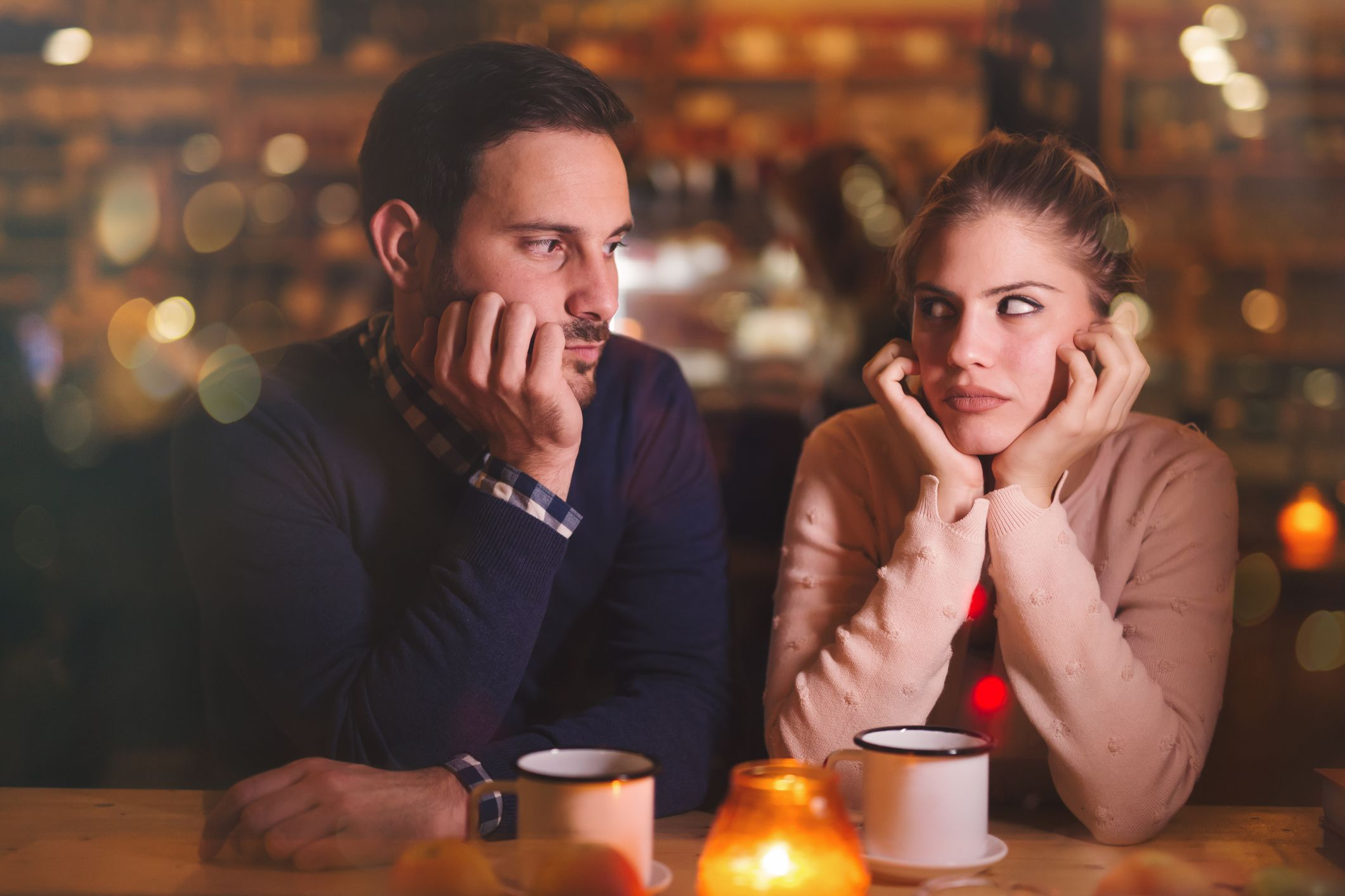How often should you see someone when first dating