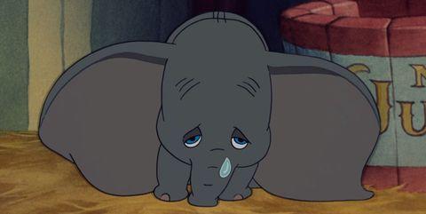 Cartoon, Animated cartoon, Animation, Fictional character, Elephant, Tail, Pony, Illustration,
