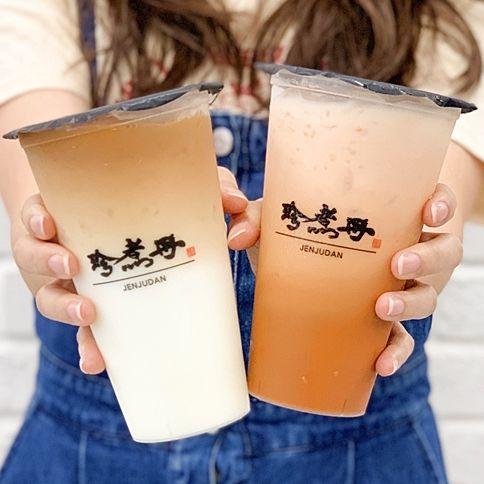 珍煮丹力推兩款絕美撞色飲品,泰泰厚奶茶即將席捲全台泰奶控!