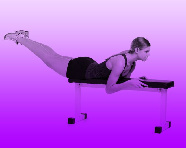 Do These 5 Moves to Lose Those Saddlebags
