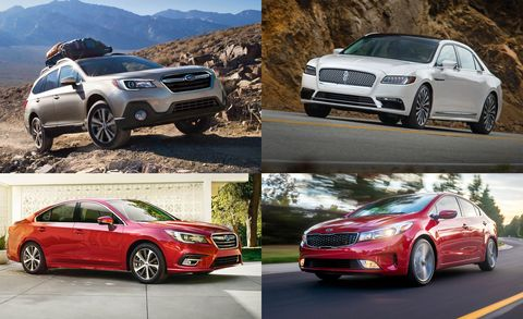 10 Safest Cars You Can Buy For 2019