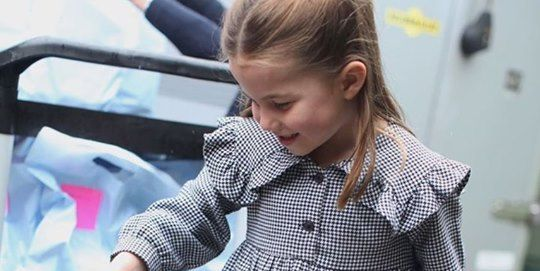 Prince William and Kate Middleton Might Not Send Princess Charlotte Back to School