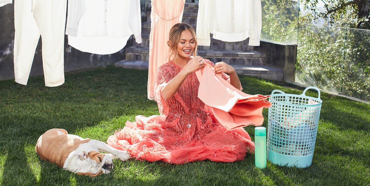 www.elle.com: Chrissy Teigen Knows She Would Be Kris Jenner's Favorite Daughter 'Without Question'