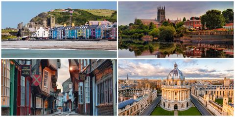 safest cities uk