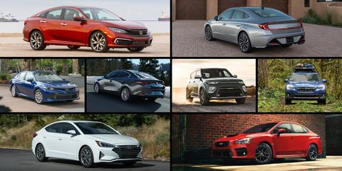 19 safest small and midsize cars