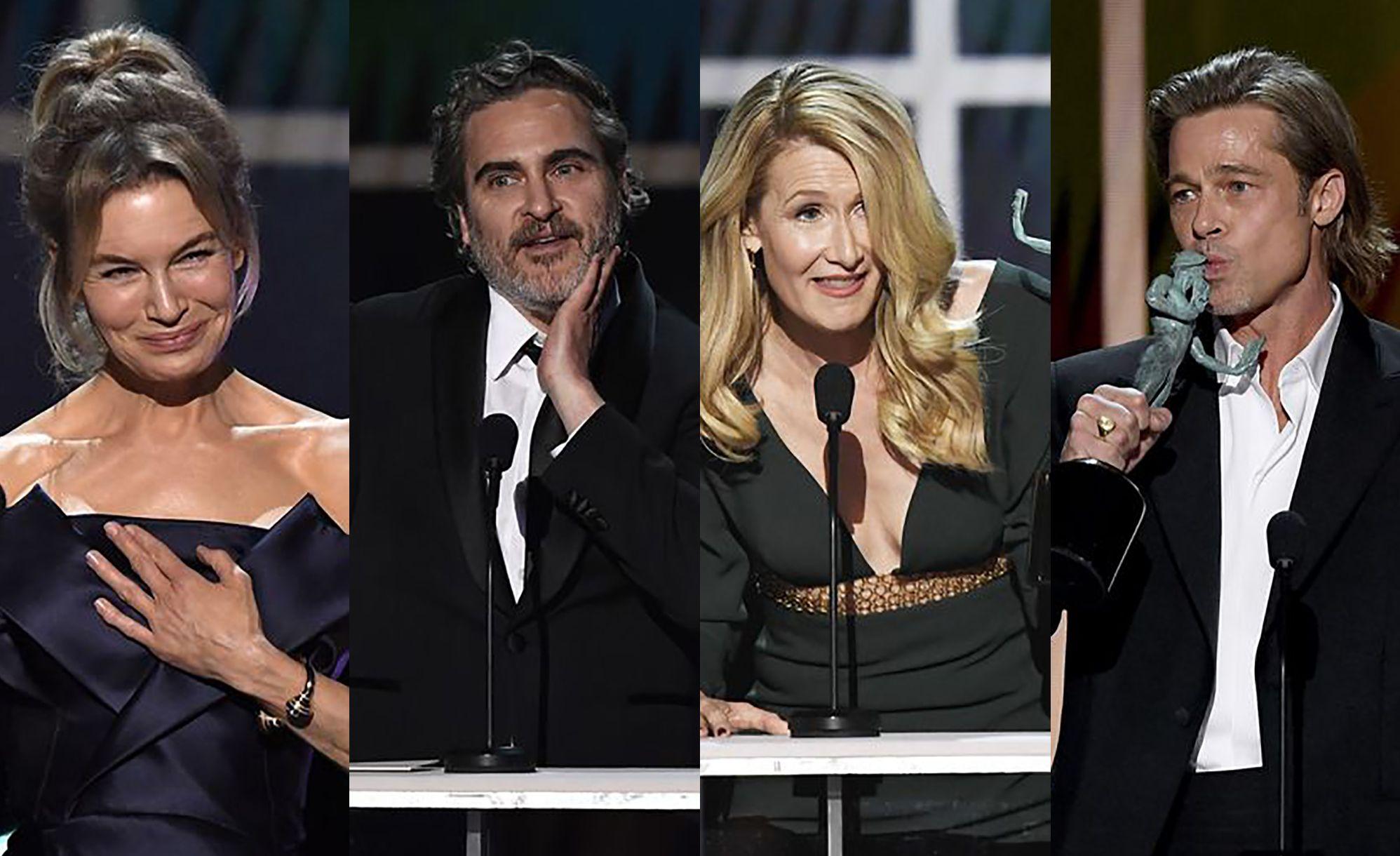 Los SAG Awards 2020 en imágenes