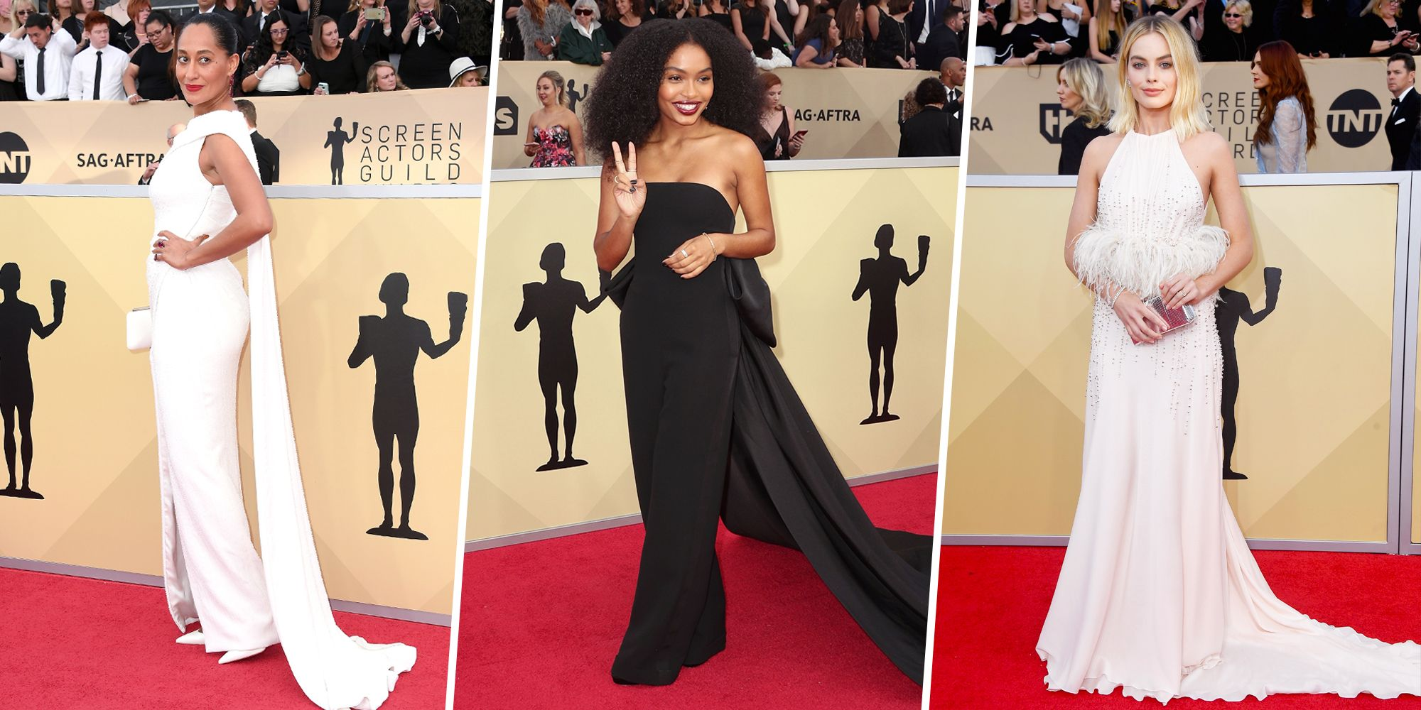 Red carpet dress pictures