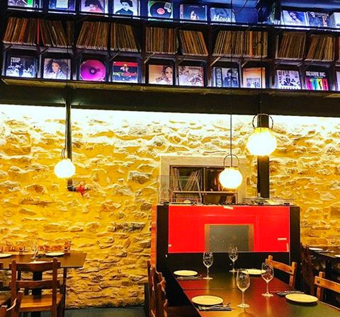 Restaurante Sagartoki
