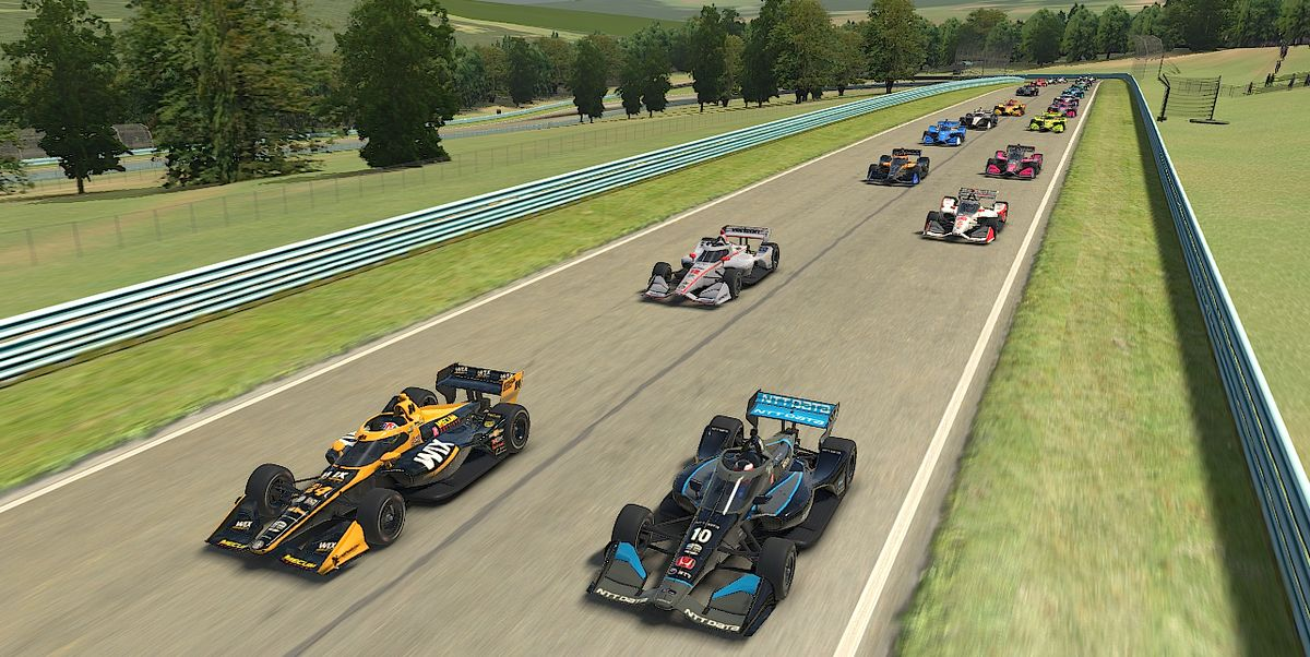 Gallery: IndyCar iRacing Challenge American Red Cross Grand Prix at Watkins Glen