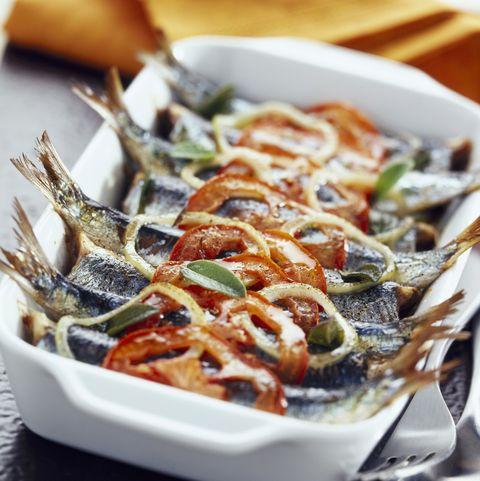 gesündester Fisch zum Essen von Sardinen