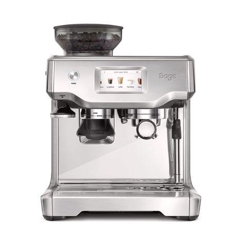 Small appliance, Home appliance, Espresso machine, Drip coffee maker, Kitchen appliance, Coffeemaker, Machine,