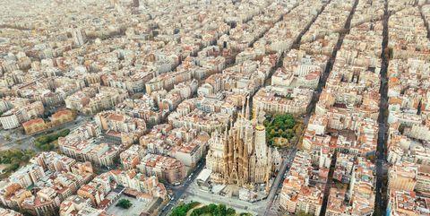 Sagrada Familia in Barcelona