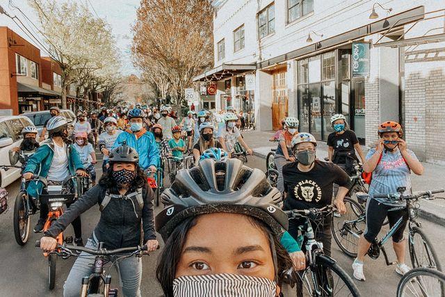 aapi solidarity ride