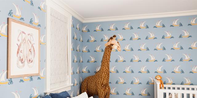 20fd63ea8f31 20 Amazing Boys Room Ideas - How to Decorate a Boys Bedroom