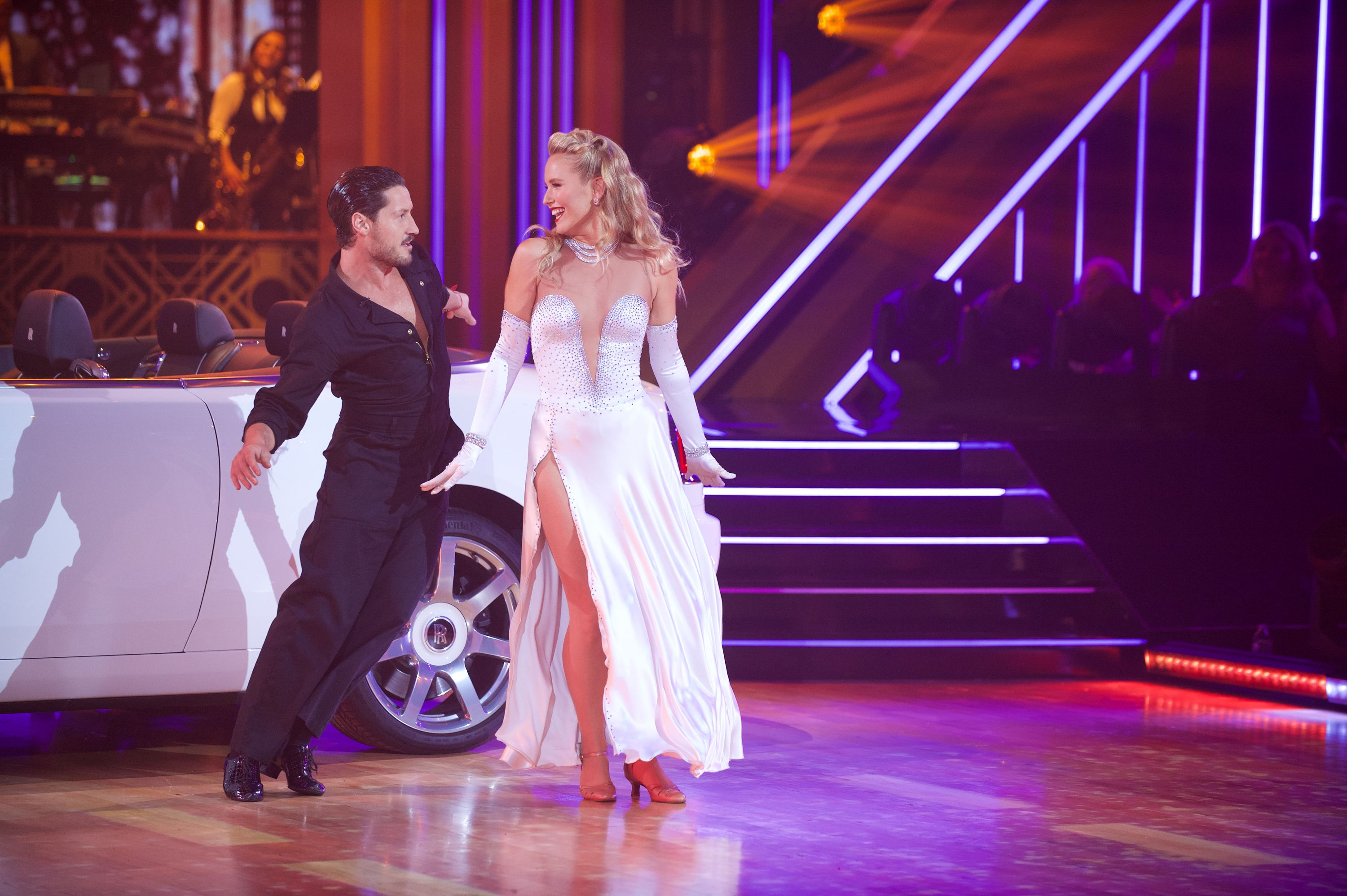 Sailor Brinkley-Cook Got a Standing Ovation on 'Dancing With the Stars' After Replacing Her Mom at the Last Minute