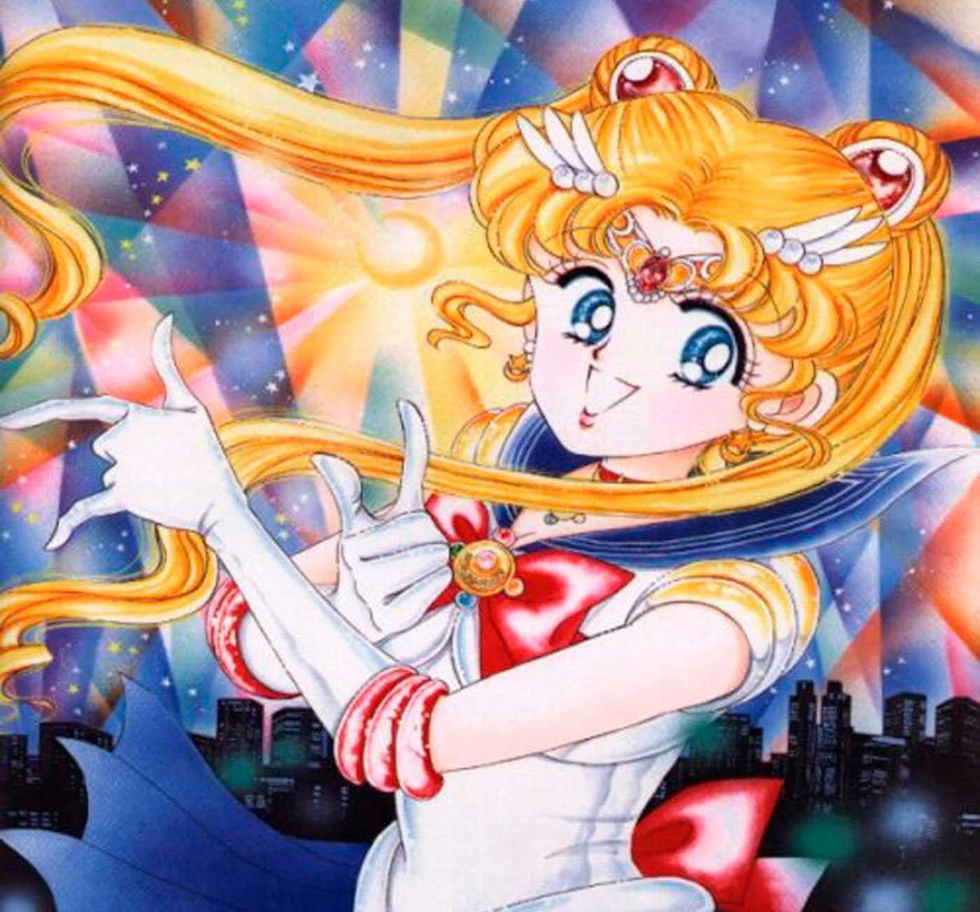 Un tweet revela detalles sobre la próxima película de 'Sailor Moon' y los fans enloquecen