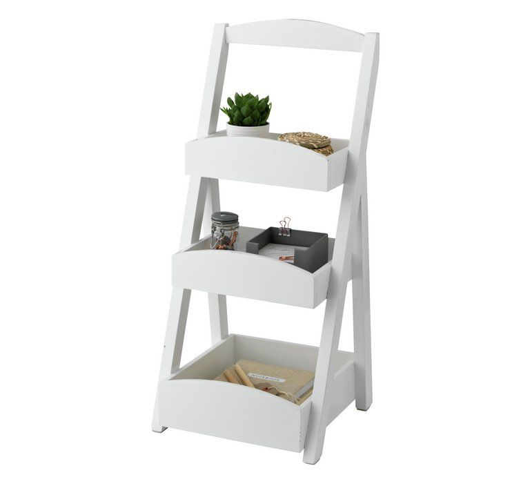 3 Tier Bath Shelf Part - 18: Best Argos Storage Essentials Perfect For Small Spaces - Small Space Living