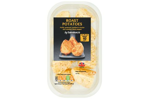 Best vegetarian roast potatoes