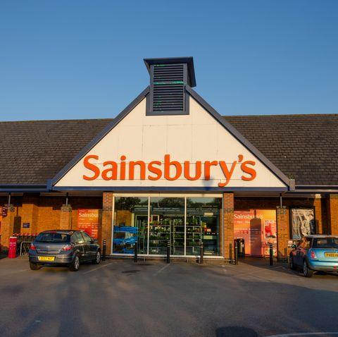 Sainsbury's supermarket in Flint