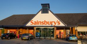 Sainsbury's supermarket in Flint