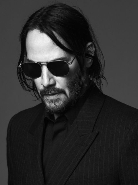 06ce9d9a1ef David Sims. image. David Sims. Reeves' campaign follows that of rapper Travis  Scott, who was the star of Vaccarello's Spring/Summer 2019 ...