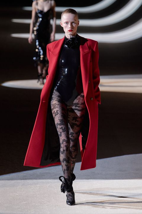 saint laurent, fw 2020, fashion