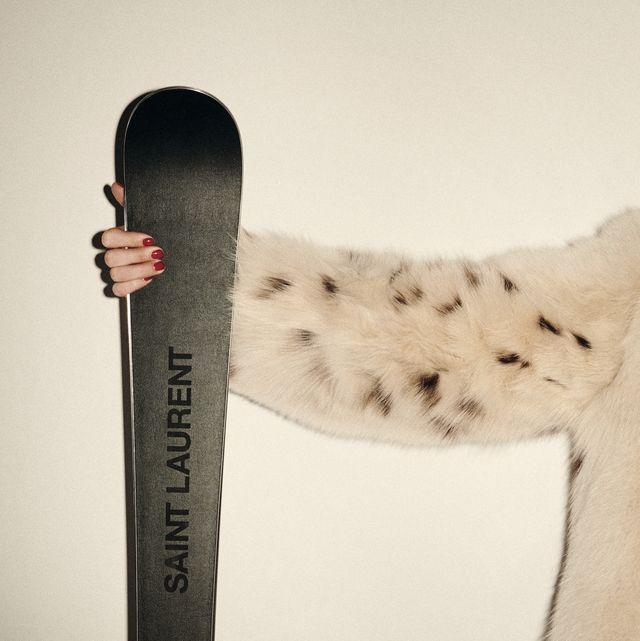 Snowboard, Ski, Fur,