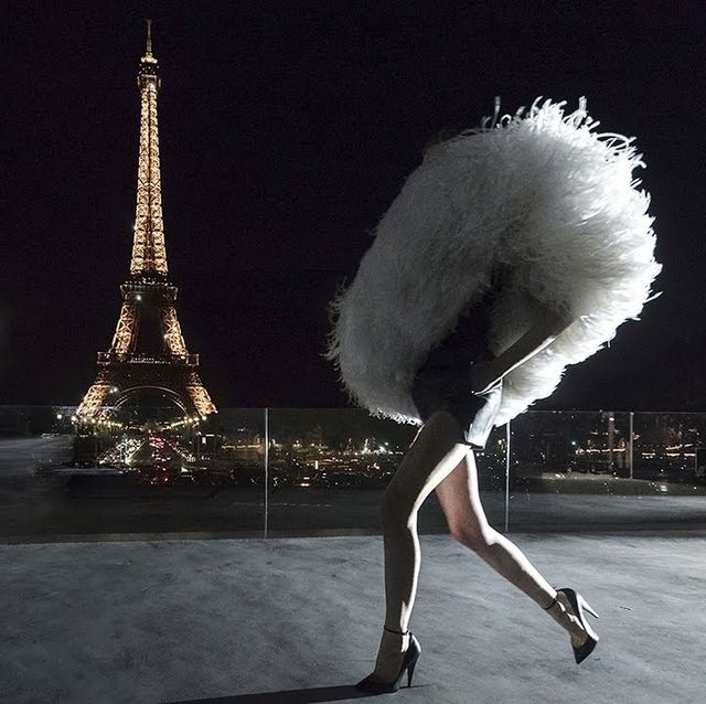 Sky, Fashion, Night, Leg, Feather, Darkness, Photography, Architecture, Still life photography, Shoe,