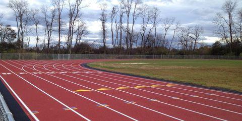 Saint Patrick School Track
