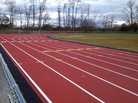 Anonymous Donor Gifts Middle School $500K for Track