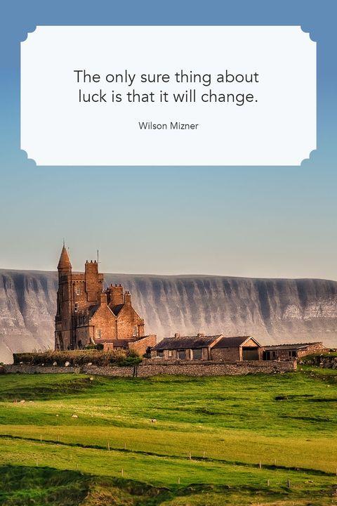Saint Patricks Day Quotes Change