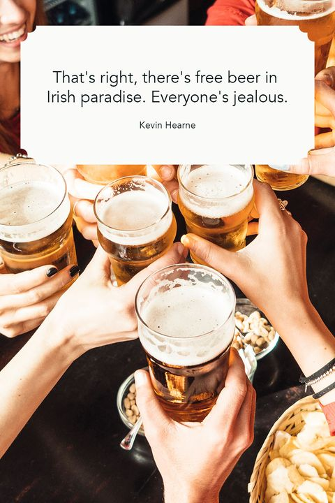 Saint Patricks Day Quotes Free beer
