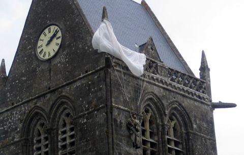 Sainte-Mère-Église.