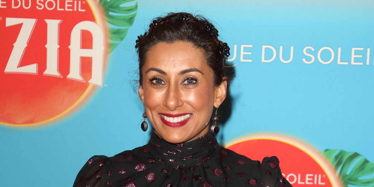 Loose Women's Saira Khan shows off very relatable jeans predicament