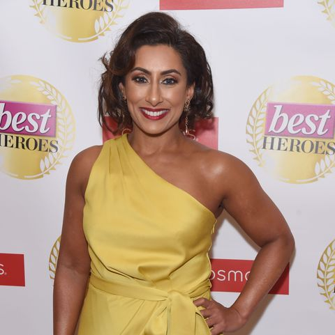 loose women's saira khan fitness post the best heroes awards   vip arrivals