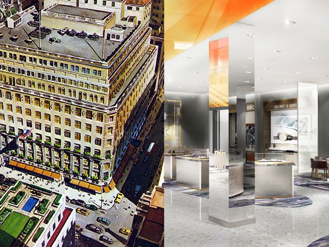 Saks Fifth Avenue Is Opening The Vault, a New Space for ...