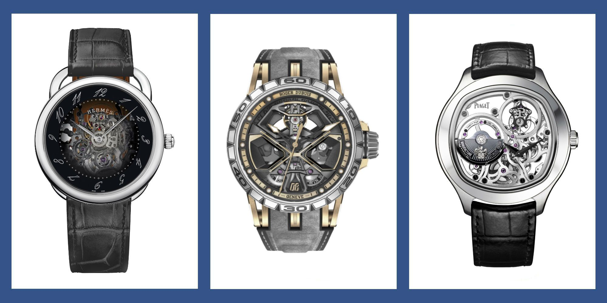 Stellene's Most Wanted: Masculine Skeleton Watches
