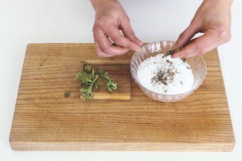 Food, Cuisine, Dish, Ingredient, Cutting board, Vegetarian food, Recipe,