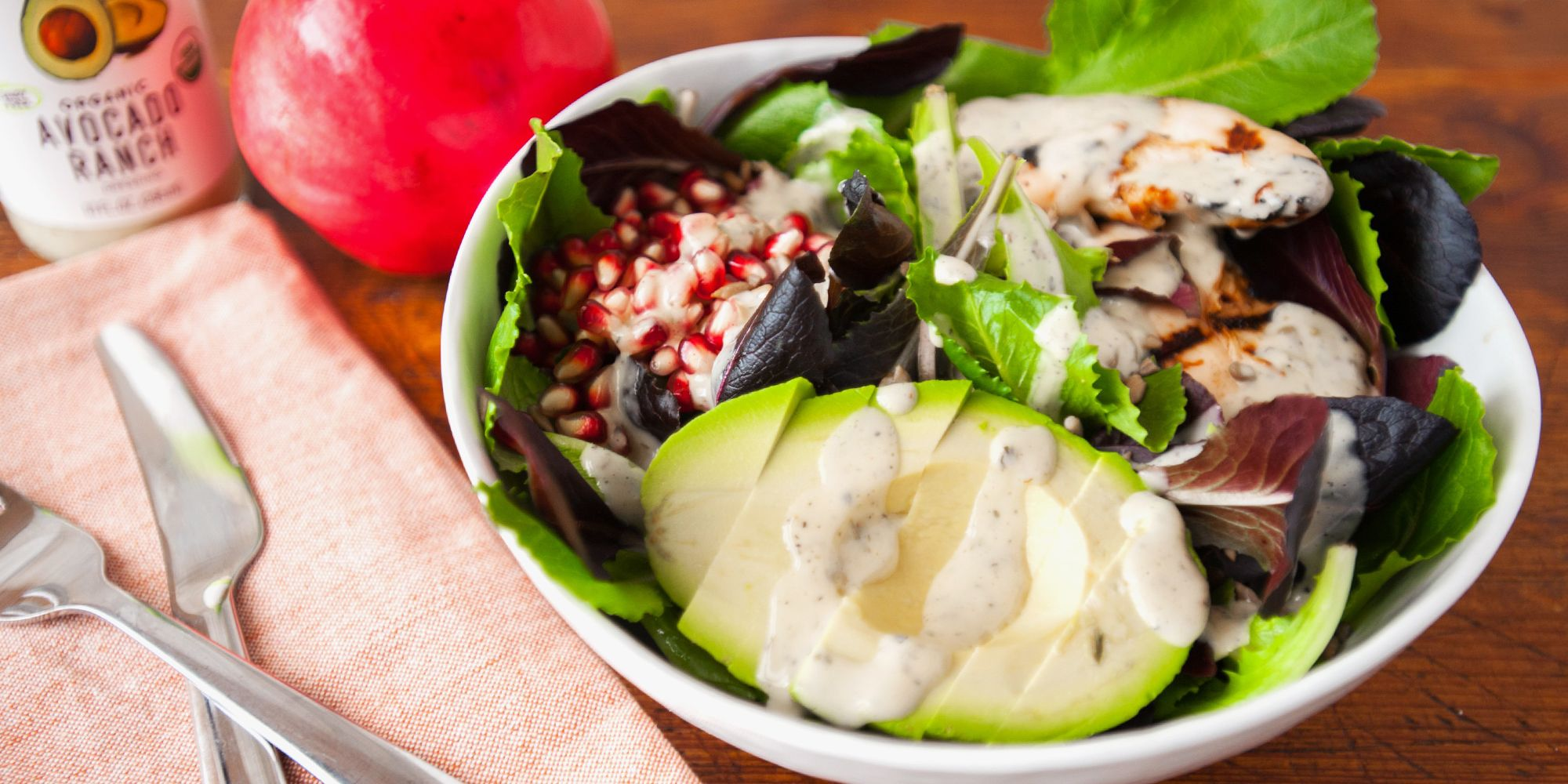 These Zesty Salad Dressings Will Give Your Boring Lunch New Life
