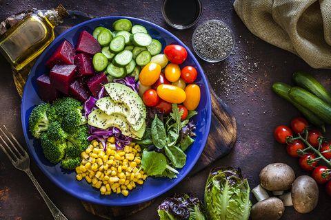 Las mejores verduras para los músculos