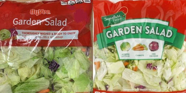 potential outbreak bagged salad