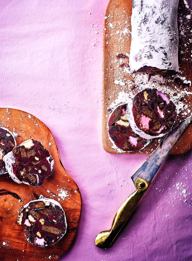 salame al cioccolato