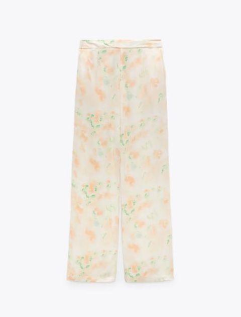 pantaloni estate 2021 zara