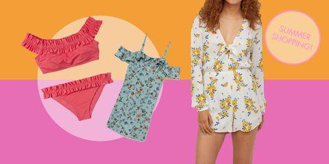 new concept 39d0a af9cb Saldi estate 2019, 11 acquisti moda da fare con i saldi H&M