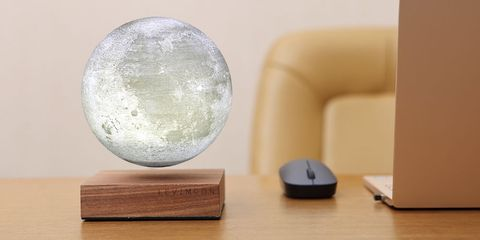 Sphere, Rock, Room, Wood, Glass, Lamp, Interior design, Ball, Metal, Still life photography,
